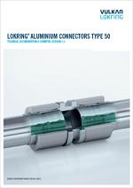 Vulkan Lokring LOKRING Aluminium Connectors type 50 - hliníkové spojky