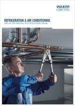 Vulkan Lokring Refrigeration and Air Conditioning- Chlazení a klimatizace