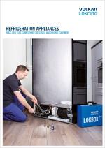 Vulkan Lokring Refrigeration Appliances - Domácí chlazení